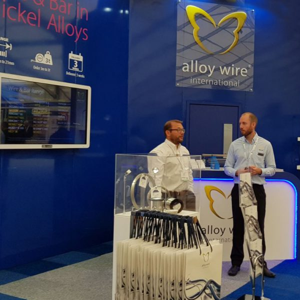 Offshore Europe generates new leads for Alloy Wire International ...